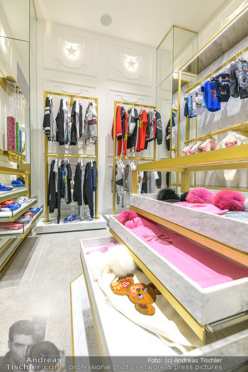 Store Innenarchitektur - Philipp Plein Kids Store - Do 24.05.2018 - Innenarchitektur, Store Shop innen Ansicht9