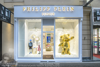 Store Innenarchitektur - Philipp Plein Kids Store - Do 24.05.2018 - Innenarchitektur, Store Shop innen Ansicht11