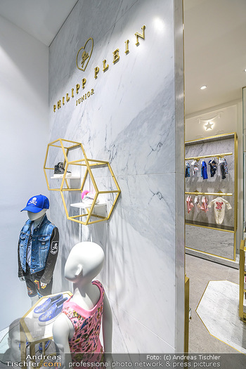 Store Innenarchitektur - Philipp Plein Kids Store - Do 24.05.2018 - Innenarchitektur, Store Shop innen Ansicht17