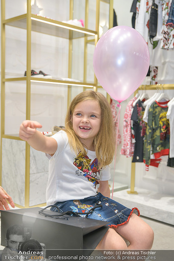 Store Innenarchitektur - Philipp Plein Kids Store - Do 24.05.2018 - Tamara MANN24