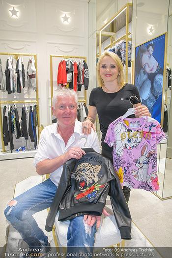 Store Innenarchitektur - Philipp Plein Kids Store - Do 24.05.2018 - Ernst und Manuela FISCHER30