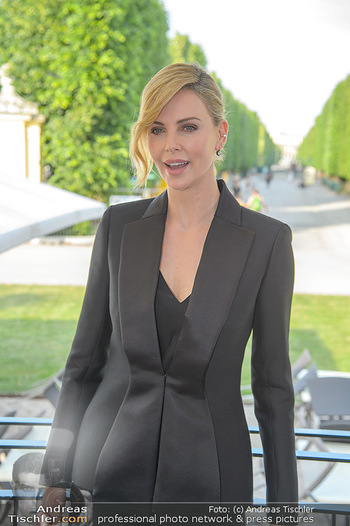 Crystal of hope an Charlize Theron - Kaiserpavillon Schönbrunn - Do 31.05.2018 - Charlize THERON (Portrait)30