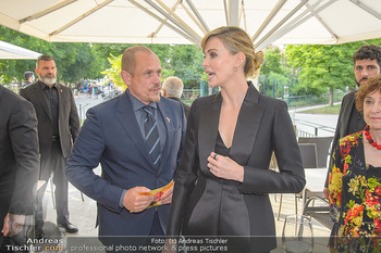 Crystal of hope an Charlize Theron - Kaiserpavillon Schönbrunn - Do 31.05.2018 - Charlize THERON, Gery KESZLER37