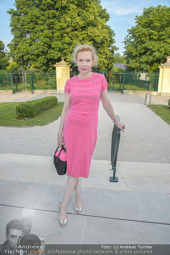 Crystal of hope an Charlize Theron - Kaiserpavillon Schönbrunn - Do 31.05.2018 - Sunnyi MELLES51