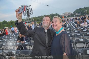 Sommernachtskonzert 2018 - Schloss Schönbrunn - Do 31.05.2018 - Beate HARTINGER-KLEIN mit Ehemann Andreas KLEIN13