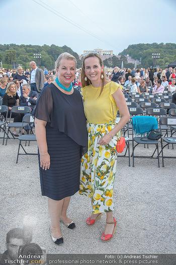 Sommernachtskonzert 2018 - Schloss Schönbrunn - Do 31.05.2018 - Beate HARTINGER-KLEIN, Maria GROSSBAUER GROßBAUER14