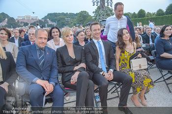Sommernachtskonzert 2018 - Schloss Schönbrunn - Do 31.05.2018 - Charlize THERON, Gery KESZLER, Gernot BLÜMEL, Clivia TREIDL35