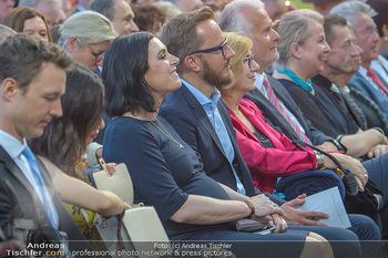 Sommernachtskonzert 2018 - Schloss Schönbrunn - Do 31.05.2018 - Elisabeth K�STINGER (schwanger), Thomas KASSL58