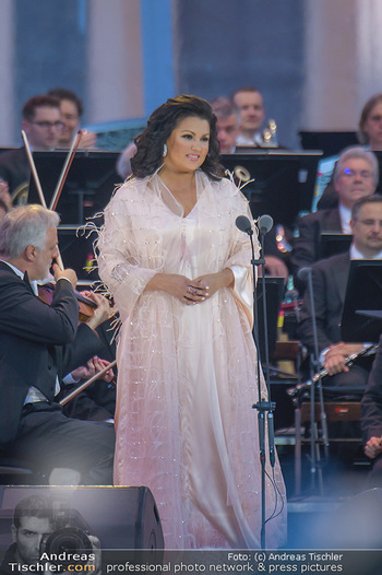 Sommernachtskonzert 2018 - Schloss Schönbrunn - Do 31.05.2018 - Anna NETREBKO (B�hnenfoto)65