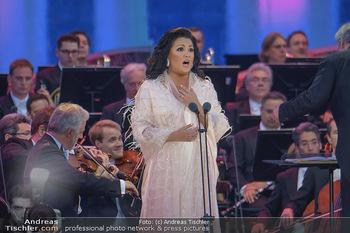 Sommernachtskonzert 2018 - Schloss Schönbrunn - Do 31.05.2018 - Anna NETREBKO (B�hnenfoto)66