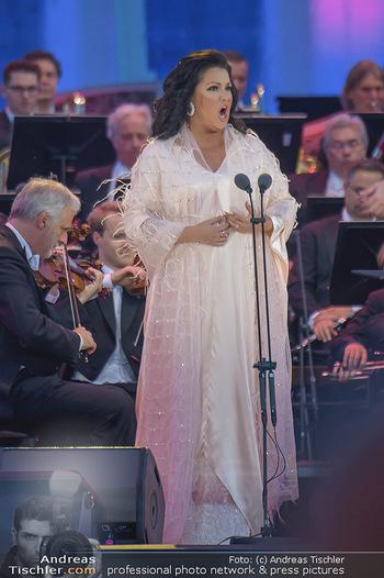 Sommernachtskonzert 2018 - Schloss Schönbrunn - Do 31.05.2018 - Anna NETREBKO (B�hnenfoto)68