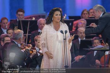 Sommernachtskonzert 2018 - Schloss Schönbrunn - Do 31.05.2018 - Anna NETREBKO (B�hnenfoto)75