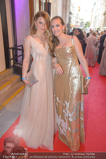 LifeBall 2018 - Red Carpet - Rathaus - Sa 02.06.2018 - 21