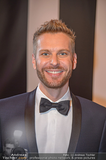 LifeBall 2018 - Red Carpet - Rathaus - Sa 02.06.2018 - Christoph FEUERSTEIN (Potrait)23