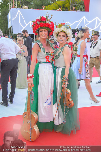 LifeBall 2018 - Red Carpet - Rathaus - Sa 02.06.2018 - 51