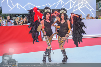 LifeBall 2018 - Red Carpet - Rathaus - Sa 02.06.2018 - 52