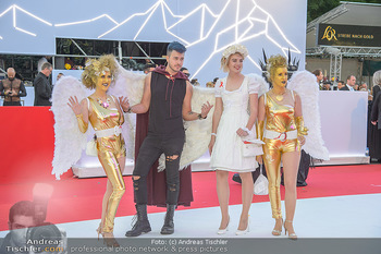 LifeBall 2018 - Red Carpet - Rathaus - Sa 02.06.2018 - 55