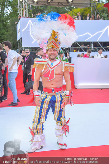 LifeBall 2018 - Red Carpet - Rathaus - Sa 02.06.2018 - 67