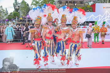 LifeBall 2018 - Red Carpet - Rathaus - Sa 02.06.2018 - 68