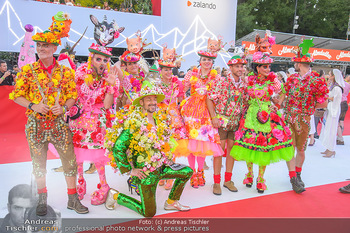 LifeBall 2018 - Red Carpet - Rathaus - Sa 02.06.2018 - 71