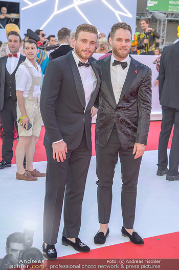 LifeBall 2018 - Red Carpet - Rathaus - Sa 02.06.2018 - 78