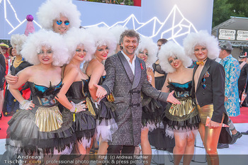 LifeBall 2018 - Red Carpet - Rathaus - Sa 02.06.2018 - Jonas KAUFMANN93