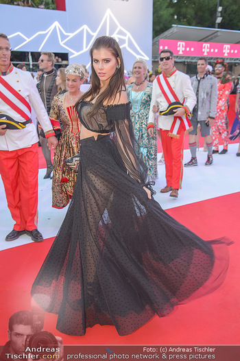 LifeBall 2018 - Red Carpet - Rathaus - Sa 02.06.2018 - 97
