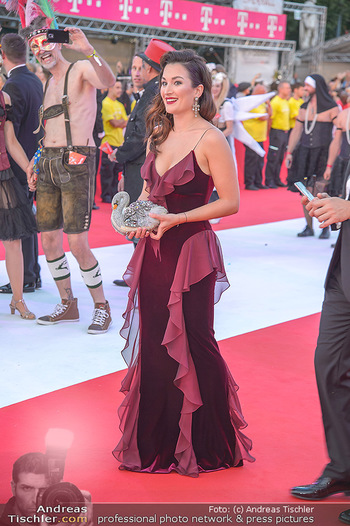 LifeBall 2018 - Red Carpet - Rathaus - Sa 02.06.2018 - 119