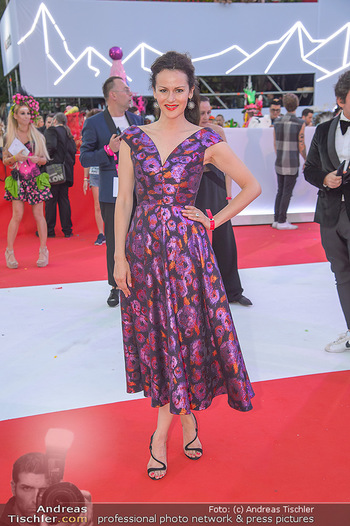 LifeBall 2018 - Red Carpet - Rathaus - Sa 02.06.2018 - Anelia PESCHEV122