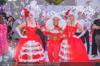 LifeBall 2018 - Red Carpet - Rathaus - Sa 02.06.2018 - 147