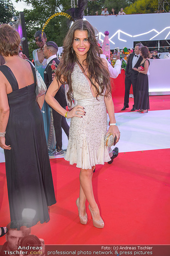 LifeBall 2018 - Red Carpet - Rathaus - Sa 02.06.2018 - Leona K�NIG159