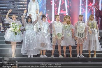 Lifeball 2018 - Eröffnung - Rathaus - Sa 02.06.2018 - Vera B�HNISCH, Rose ALABA, Verena ALTENBERGER, Nathan TRENT, Zo25
