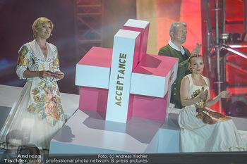 Lifeball 2018 - Eröffnung - Rathaus - Sa 02.06.2018 - Conchita (Wurst), Herbert F�TTINGER, Missy MAY102