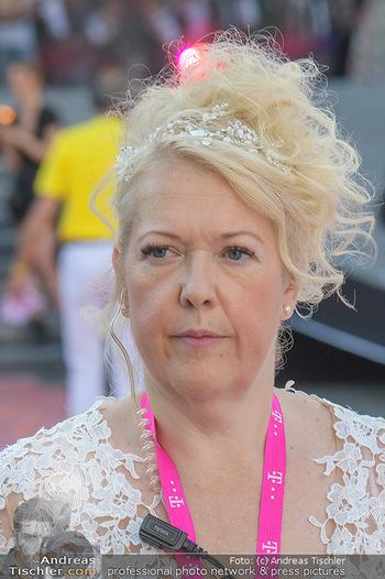 Lifeball 2018 - Eröffnung - Rathaus - Sa 02.06.2018 - Doris POMMERENING (Portrait)158