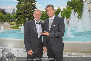 emba Awards 2018 - Casino Baden - Di 05.06.2018 - Armin ASSINGER, Thomas MUSTER1
