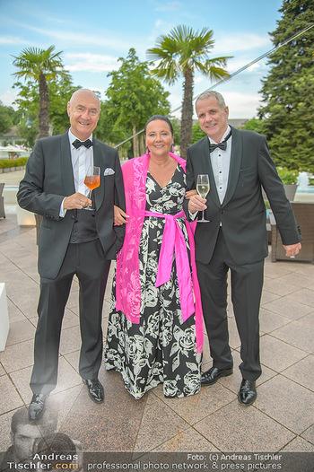 emba Awards 2018 - Casino Baden - Di 05.06.2018 - Hans-Peter TROST, Doris KIEFHABER, Wolfgang KONRAD5