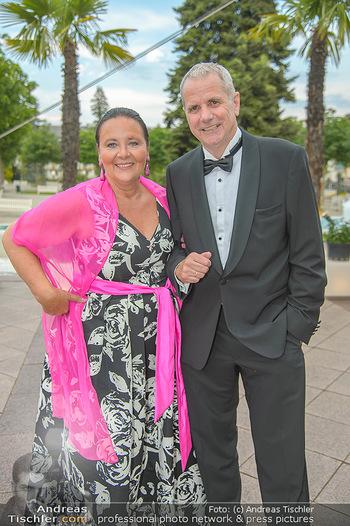 emba Awards 2018 - Casino Baden - Di 05.06.2018 - Doris KIEFHABER, Wolfgang KONRAD6