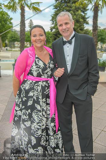 emba Awards 2018 - Casino Baden - Di 05.06.2018 - Doris KIEFHABER, Wolfgang KONRAD7