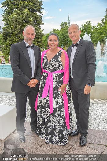 emba Awards 2018 - Casino Baden - Di 05.06.2018 - Herwig STRAKA, Thomas MUSTER, Doris KIEFHABER14