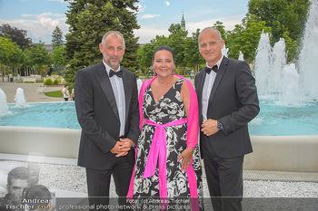 emba Awards 2018 - Casino Baden - Di 05.06.2018 - Herwig STRAKA, Thomas MUSTER, Doris KIEFHABER15