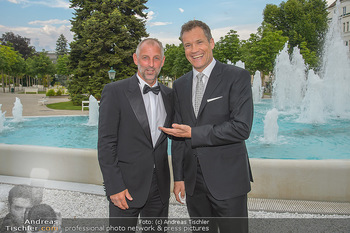 emba Awards 2018 - Casino Baden - Di 05.06.2018 - Armin ASSINGER, Thomas MUSTER20