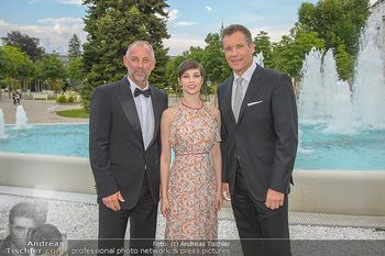 emba Awards 2018 - Casino Baden - Di 05.06.2018 - Armin ASSINGER, Maria YAKOVLEVA, Thomas MUSTER21