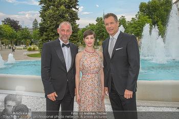 emba Awards 2018 - Casino Baden - Di 05.06.2018 - Armin ASSINGER, Maria YAKOVLEVA, Thomas MUSTER22