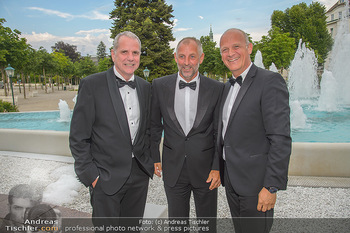 emba Awards 2018 - Casino Baden - Di 05.06.2018 - Wolfgang KONRAD, Thomas MUSTER, Herwig STRAKA23