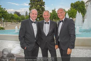 emba Awards 2018 - Casino Baden - Di 05.06.2018 - Wolfgang KONRAD, Thomas MUSTER, Herwig STRAKA24