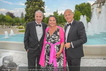 emba Awards 2018 - Casino Baden - Di 05.06.2018 - Doris KIEFHABER, Wolfgang KONRAD, Herwig STRAKA25