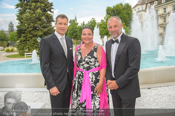 emba Awards 2018 - Casino Baden - Di 05.06.2018 - Doris KIEFHABER, Thomas MUSTER, Armin ASSINGER26