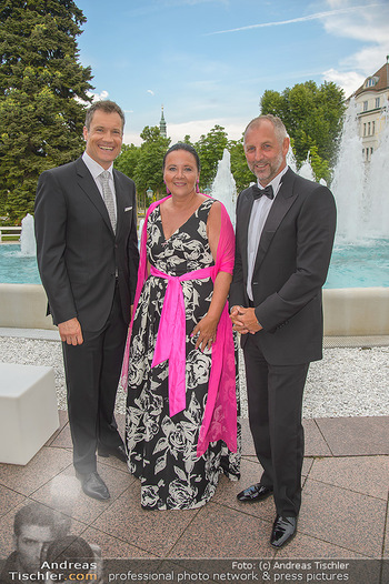 emba Awards 2018 - Casino Baden - Di 05.06.2018 - Doris KIEFHABER, Thomas MUSTER, Armin ASSINGER27