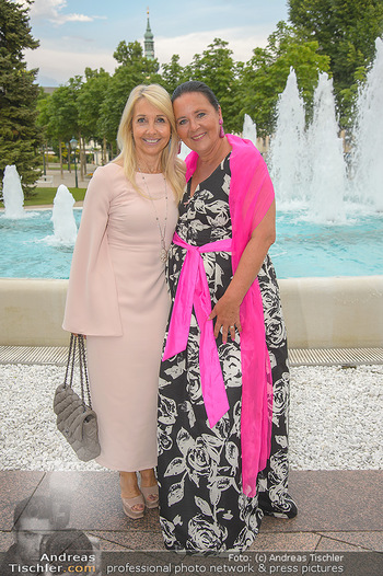 emba Awards 2018 - Casino Baden - Di 05.06.2018 - Doris KIEFHABER, Uschi FELLNER28