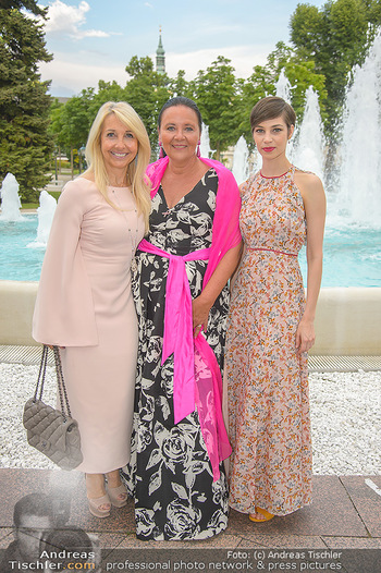 emba Awards 2018 - Casino Baden - Di 05.06.2018 - Doris KIEFHABER, Uschi FELLNER, Maria YAKOVLEVA29